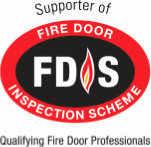 Fire Door Inspection Scheme badge