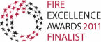 Fire Excellence 2011 finalists award