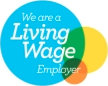 Living Wage Employer badge